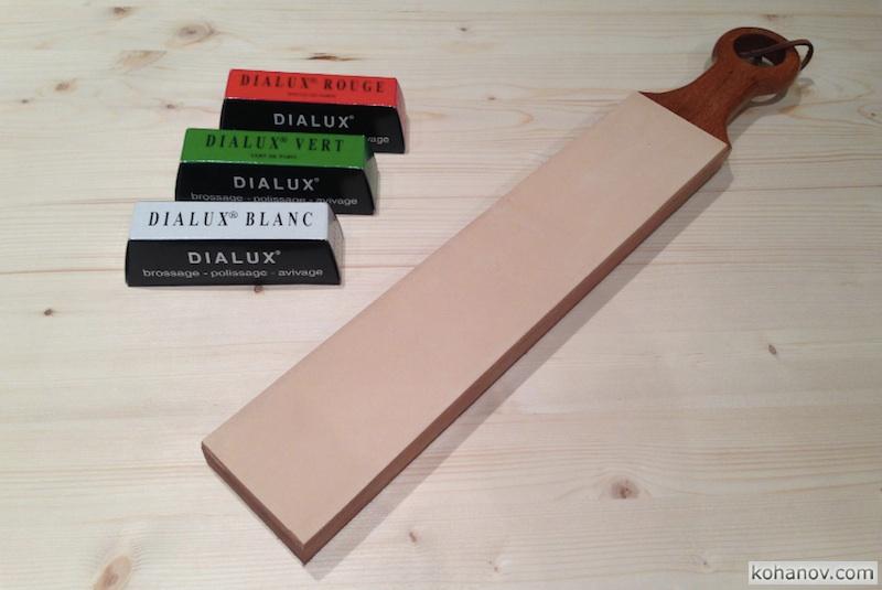 Досточка дощечка для правки ножей