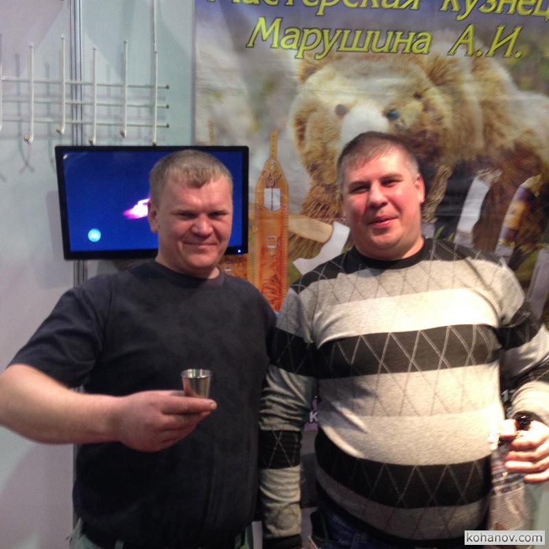 Клинок - традиции и современность N29 Кузница Марушина