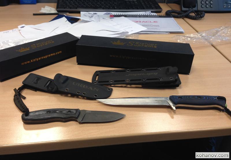 Выставка ножей Клинок - традиции и современность N 29 – выставка-базар