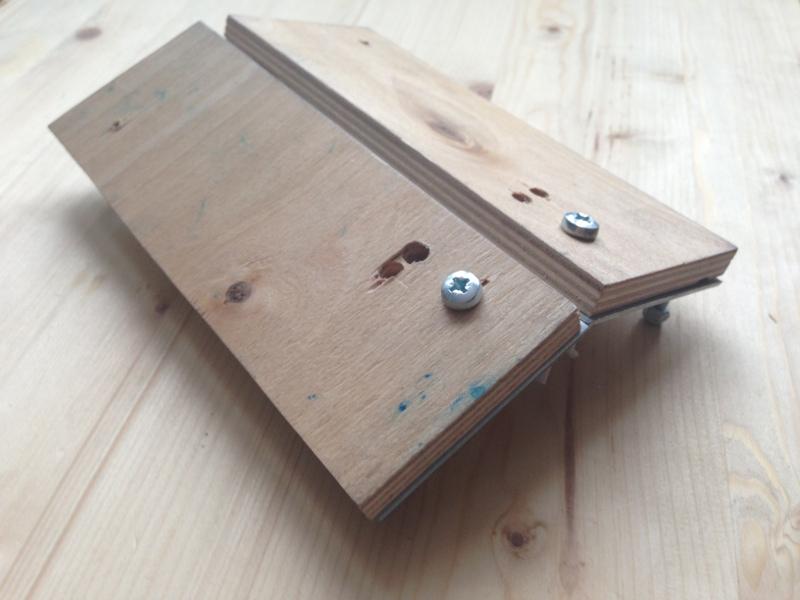 OBI-крыша – реплика приспособления для заточки Дмитрича