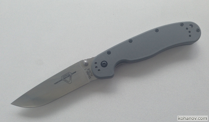 Нож Крыса Ontario Rat I
