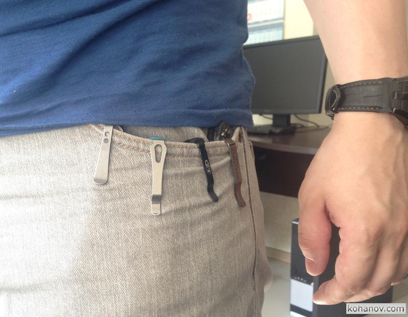 Ножи на кармане