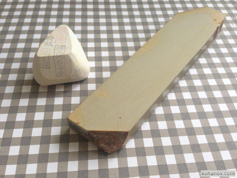Камни для заточки бритв Razor Stones