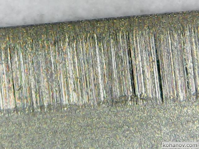 Лезвия  Feather и качество их заточки